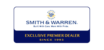Smith and Warren. Built with care. Worn with pride. AFI is a proud distributor and exclusive premier dealer of Smith & Warren badges since 1993.